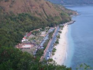 Main street of Dili