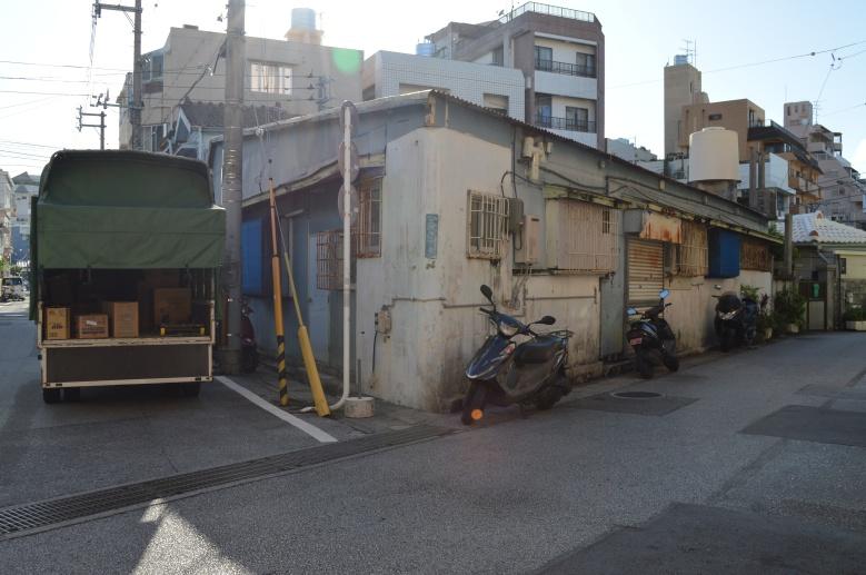 An old house -Kumoji, Naha City