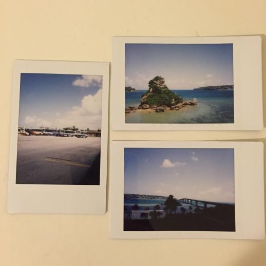 Some of my polaroid pics.